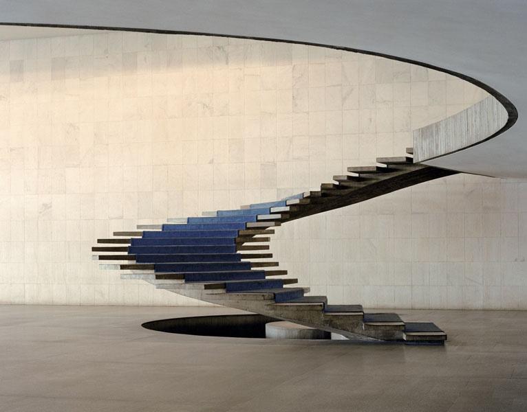 The Palace of Itamaraty I, Oscar Niemeyer, Brasília, Brazil, 1998